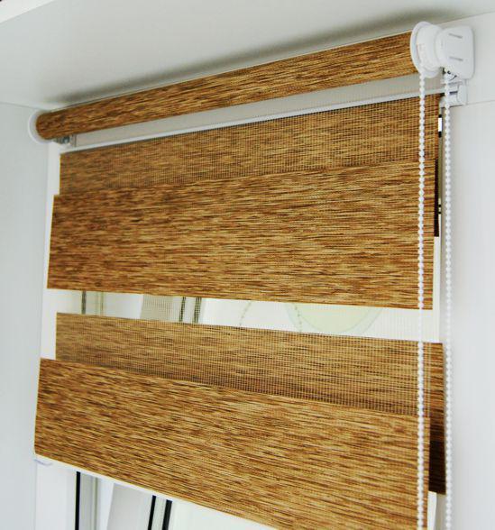 Zebra mini for Bases para colgar cortinas